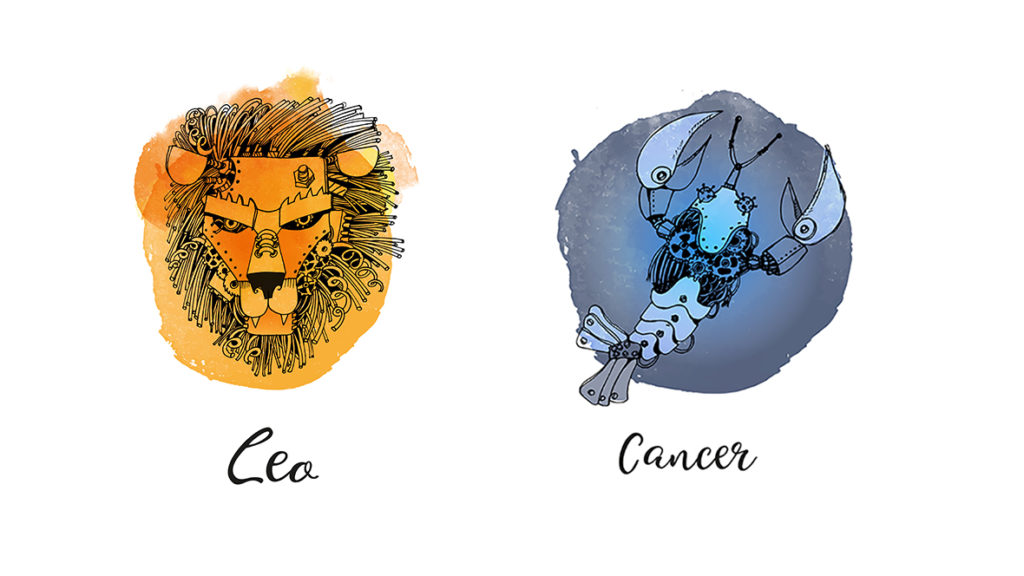 Leo Man With Cancer Rising