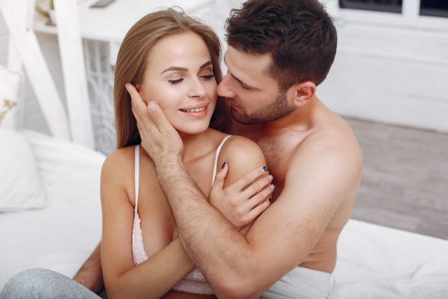 Passionate And Sensual Couple Attracting A Leo In May 2021