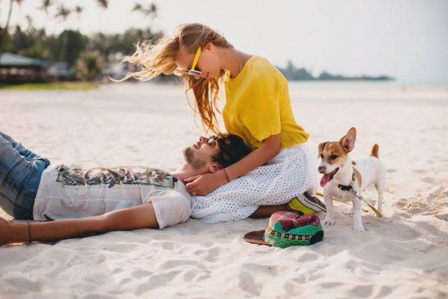 Seducing A Leo Man At The Beach